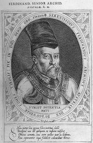 Фердинанд II Тирольский, Фото: Открытый источник