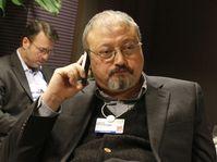 Jamal Khashoggi, photo: Virginia Mayo, File, AP Photo/ČTK