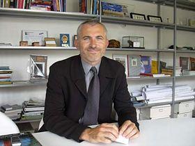 Director del Zoológico, Petr Fejk (Foto: Gerald Schubert)