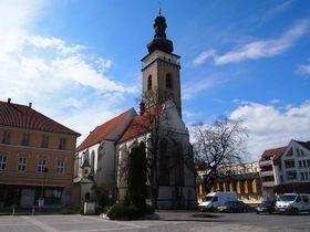 Soběslav, foto: Rihova Barbora, CC BY-SA 3.0 Unported