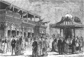 Paris en 1878