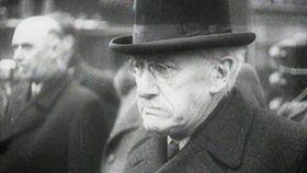 Zdeněk Nejedlý (Foto: ČT24)