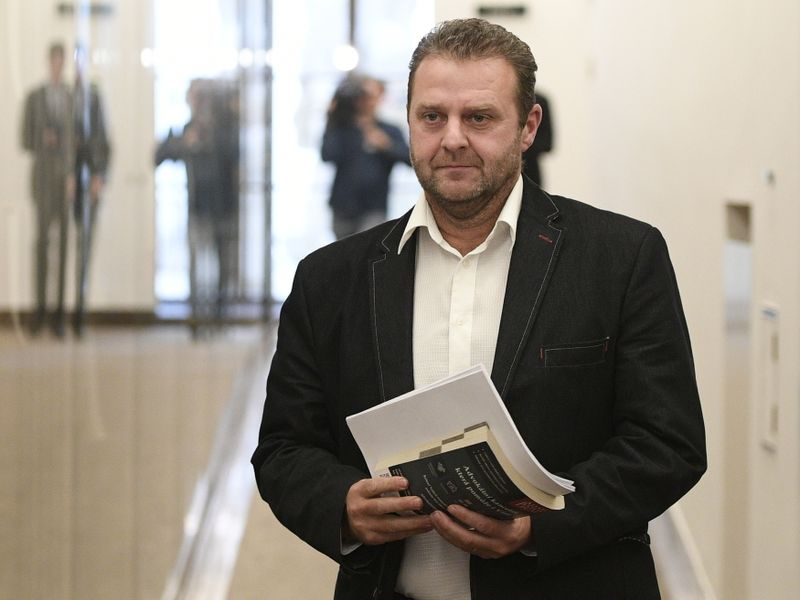 Zdeněk Ondráček, foto: ČTK/Ondřej Deml