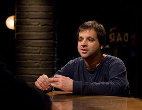 David Gaydečka, photo: Czech TV