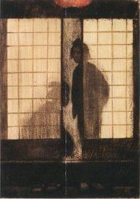 Emil Orlík, 'L'humeur du soir au Japon', photo: Galerie nationale Prague