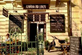 Kavárna Pod lipami, photo: Mama Coffee