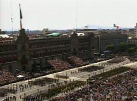 Fiesta de la Independencia Política en México, foto: YouTube