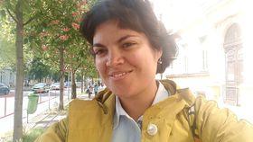 Rebeca Huerta, foto: archivo de Rebeca Huerta