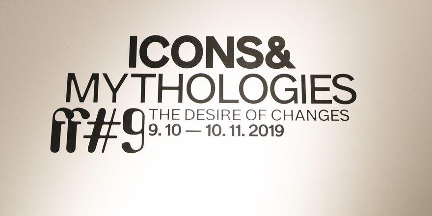 Icons and Mythologies, photo: Max Vajt