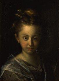 Maria Maximiliana, die Tochter des Malers Hans von Aachen