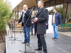 Miroslav Bobek (links), foto: Loreta Vašková