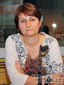 Michaela Šojdrová, photo: Šárka Ševčíková, ČRo