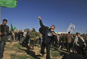 La Bande de Gaza, photo: CTK