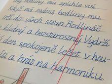 Comenia script, photo: Milan Baják, ČRo