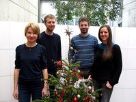 Magdalena Hrozínková, Pierre Meignan, Guillaume Narguet, Alžběta Ruschková, photo: Lenka Žižková