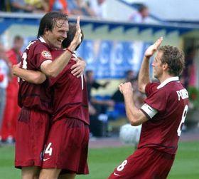 El fin de semana pasado empezó la Primera Liga checa, foto: CTK