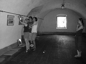 The festival of 'Middle European' Art