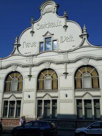 Zwickauer Konzert- und Ballhaus Neue Welt (Foto: Maria Hammerich-Maier)