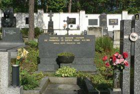 Общая  солдатская могила в г. Прахатице,    Фото: официальный сайт города Прахатице