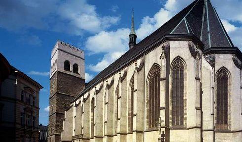 Костел Святого Маврикия, фото: CzechTourism