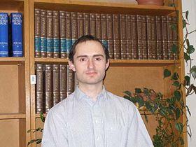 Лукаш Бабка (Фото: Архив Славянской библиотеки)