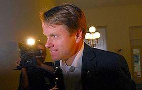 Martin Bursik, photo: CTK