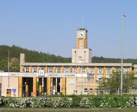 El hospital Thomayer, foto: Packa, Creative Commons 2.5