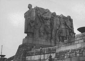 Stalinův pomník