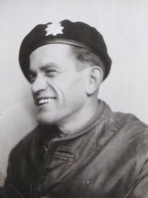 Josef as a soldier