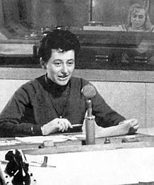 Olga Szántová, photo: archive of Czech Radio