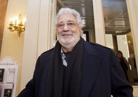 Plácido Domingo, photo: ČTK