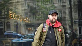 Jan Šrámek, photo: Tomáš Vodňanský, Czech Radio