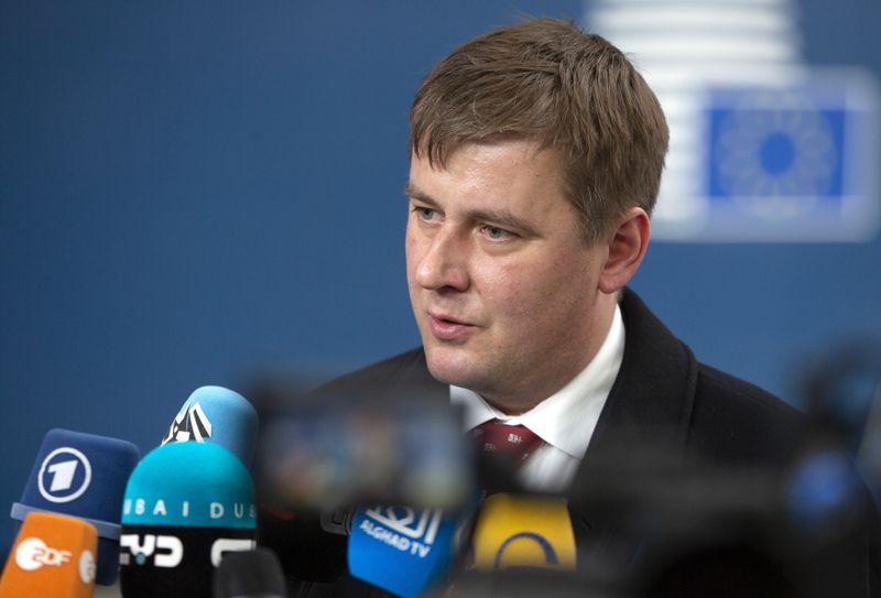 Tomáš Petříček, foto: ČTK/AP/Virginia Mayo
