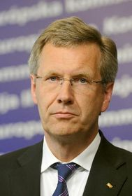 Deutscher Bundespräsident Christian Wulff (Foto: Europäische Kommission)