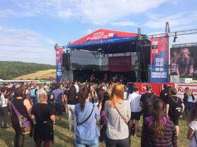 """Festival """"Hrady CZ"""" (Foto: Sabina Vosecká)"""