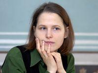 Alexandra Jachanová Doležalová, photo: CTK