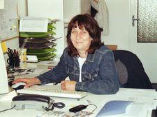 Helga Jindrová (Foto: Dana Martinová)