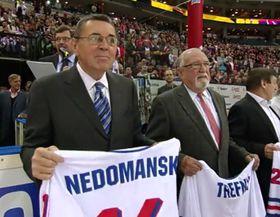 Václav Nedomanský, foto: ČT24