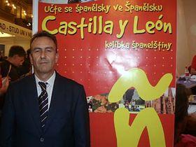 Javier García (Foto: autor)