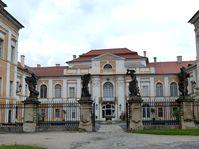 Schloss Duchcov (Foto: Klára Stejskalová)