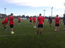 Foto: Offizielle Facebook-Seite des Nachwuchs von Slavia Prag
