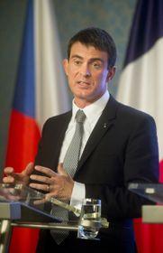Manuel Valls, foto: ČTK