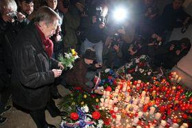 Вацлав Гавел, Фото: Томаш Адамец, Чешское радио