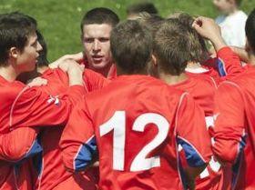 La selección checa de fútbol sub-19, foto: Archivo de FK Teplice