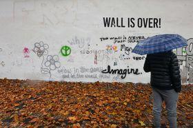 Стена Джона Леннона (Фото: ЧТК)