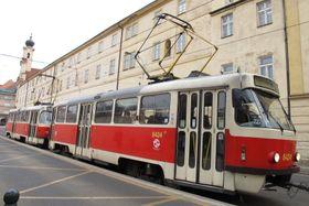 Le tramway Tatra T3, photo: Kristýna Maková