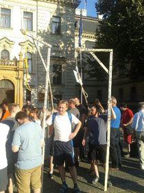 La manifestación contra los inmigrantes, foto: ČTK