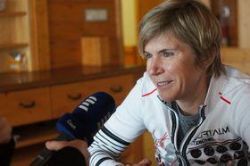Kateřina Neumannová (Foto: Mária Pfeiferová, Archiv des Tschechischen Rundfunks)