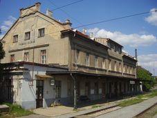 La gare de Bubny, photo: Honza Groh, CC BY 3.0