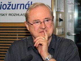 Павел Пехачек, Фото: Архив Чешского радио
